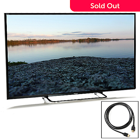438-795 - Sony Bravia® 70'' 1080p Motionflow 240 Smart LED HDTV w/ Ext. Warranty & Entertainment Pack
