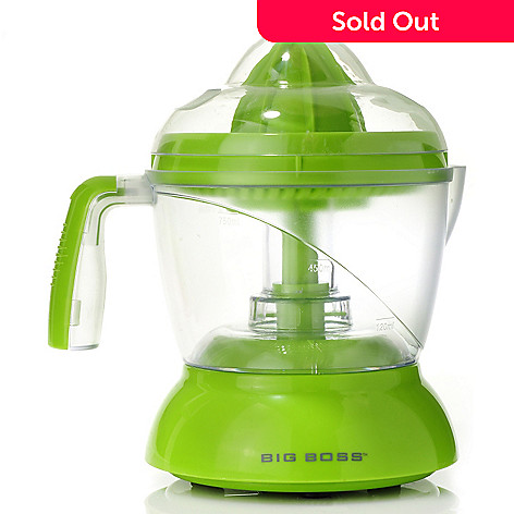 438-797 - Big Boss™ Auto Reversing Electric Citrus Juicer