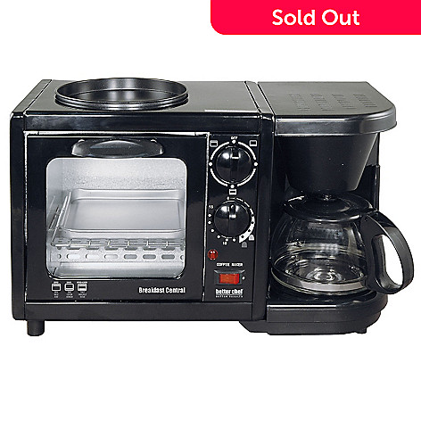 438-927 - Better Chef Breakfast Central 3-in-1 Meal Maker