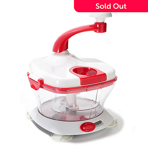 439-219 - Chop KING 15-Piece All-in-One Chopper w/ Accessories