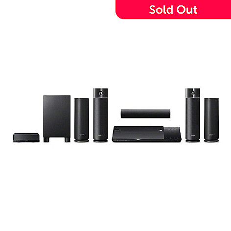 439-337 - Sony 3D Blu-ray Home Theater System