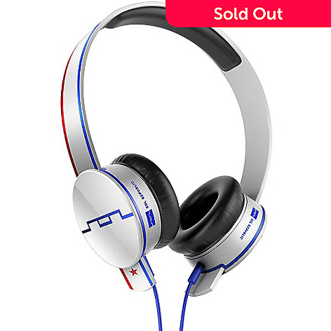 439-412 - SOL REPUBLIC® Anthem Tracks HD On-Ear Headphones w/ 3 Button Remote