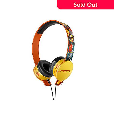 439-416 - SOL REPUBLIC Deadmau5 Tracks HD On-Ear Headphones w/ Remote