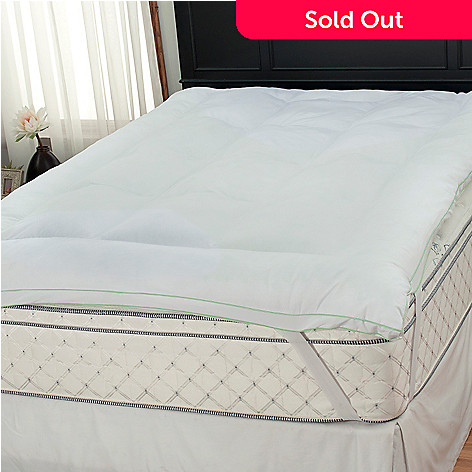 439-577 - Cozelle® 3'' Gusseted 220TC Nano-Tex® & Sofloft® Mattress Topper