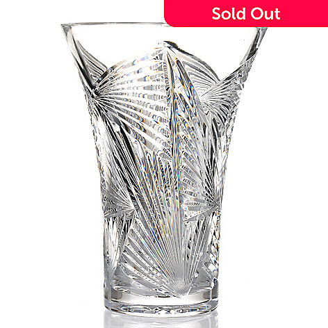 439-947 - Waterford Crystal Times Square Kaleidoscope 7.25'' Vase
