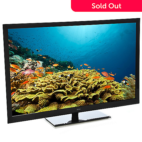 440-039 - Seiki 55'' Ultra-Slim 1080p LED HDTV 120Hz Refresh Rate w/ 3 HDMI Ports