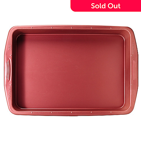 440-044 - Cook's Companion™ Color Nonstick 16'' x 11'' Lasagna Roast Pan