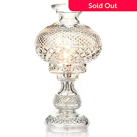 440-175 - Waterford® Crystal Inishmore 19'' Table Lamp