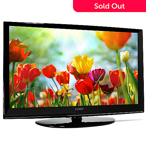 440-194 - Coby 40'' Class 1080p LCD HDTV
