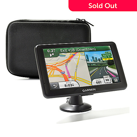 440-496 - Garmin nüvi 2797LMT 7'' GPS w/ Lifetime Maps & Traffic, Bluetooth® & Case
