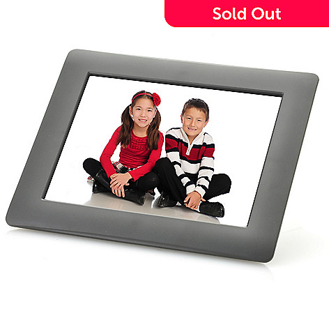 442-316 - Aluratek 8'' Digital Photo Frame