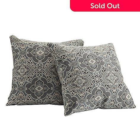 443-484 - HomeBasica Set of Two Lorel Throw Pillows