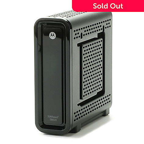 444-099 - Motorola SURFboard® eXtreme DOCSIS 3.0 Cable Modem