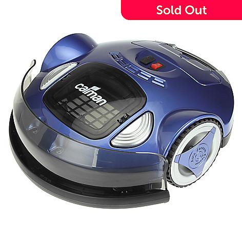 445-644 - Kalorik Calman 14.4V Rechargeable Automatic Robot Vacuum Cleaner w/ Dry Mop Function