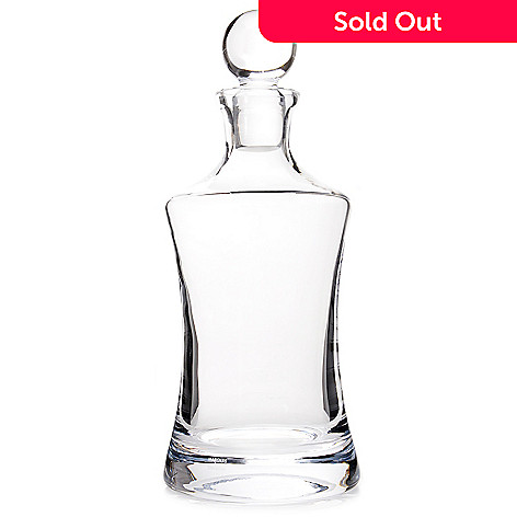 448-150 - Marquis by Waterford Vintage Hour 35 oz Glass Decanter