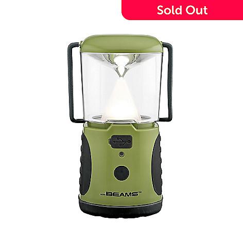 448-564 - Mr Beams™ 260 Lumens Wireless Motion Sensing LED UltraBright Lantern w/ USB Port