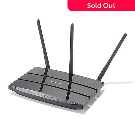449-409 - TP-LINK® Archer C7 Wireless Dual-Band Gigabit Router w/ Dual USB Ports