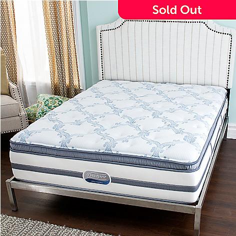 449-748 - Beautyrest® Recharge® ''Stars & Stripes'' Plush Pillow Top Mattress