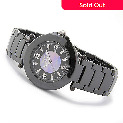 600-332 - Invicta Women's Ceramic Bracelet Watch