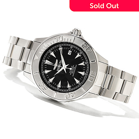 600-593 - Invicta Men's Ocean Ghost III Automatic Stainless Steel Bracelet Watch