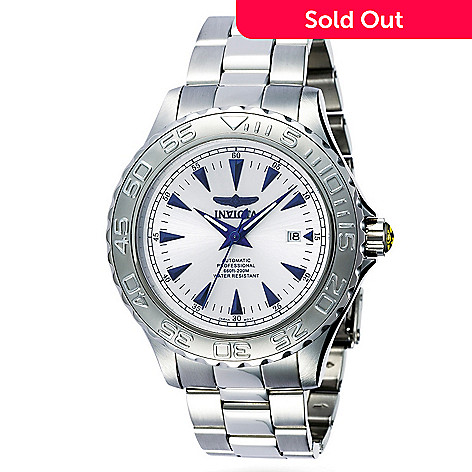 602-120 - ''As Is'' Invicta Men's Pro Diver Ocean Ghost Automatic Stainless Steel Watch