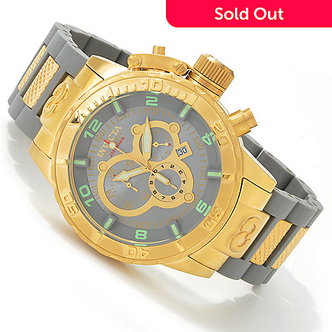 603-220 - Invicta Men's Corduba Ibiza Diver Quartz Chronograph Bracelet Watch