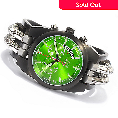 603-226 - Android Men's Hydraumatic Quartz Chronograph Bracelet Watch