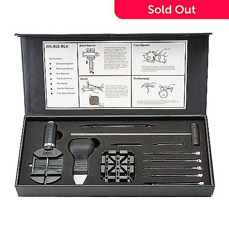 603-256 - Invicta 12-Piece Watch Tool & Sizing Kit