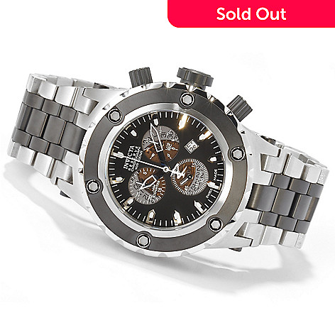 603-259 - Invicta Reserve Men's Specialty Subaqua Swiss Chronograph Bracelet Watch