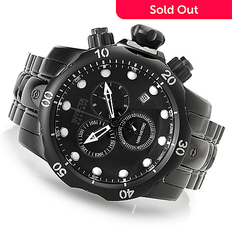 603-529 - Invicta Reserve Men's Subaqua Venom Swiss Chronograph Bracelet Watch