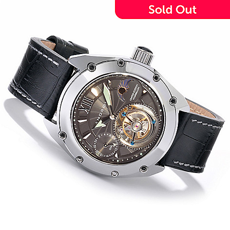 604-898 - Android 44mm Virtuoso-45 Limited Edition Tourbillon Strap Watch