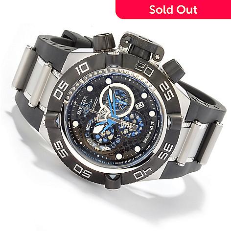 604-924 - Invicta Men's Subaqua Noma IV Swiss Quartz Chronograph Strap Watch