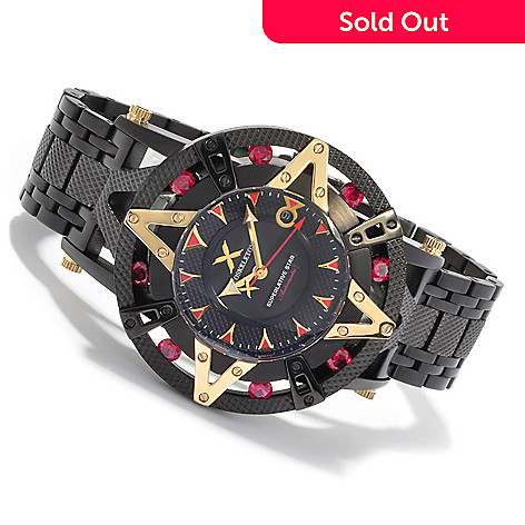 604-954 - Xoskeleton Men's Limited Edition Superlative Star Gen 2.5 Automatic Bracelet Watch