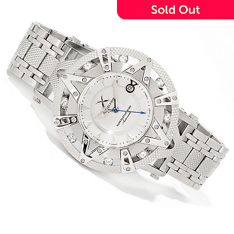 604-958 - Xoskeleton Men's Limited Edition Superlative Star Gen 2.5 Automatic Bracelet Watch