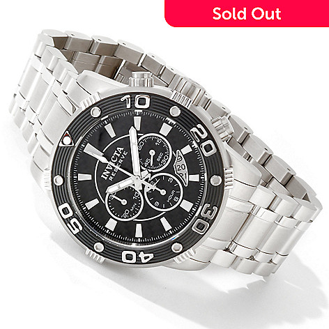 605-095 - Invicta Men's Reserve Ocean Speedway Automatic Chronograph Stainless Steel Bracelet Watch