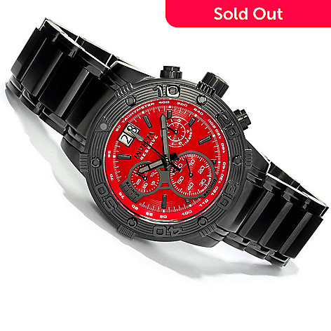 605-122 - Invicta Reserve Men's Ocean Speedway Swiss Quartz Chronograph Tachymeter Big Date Bracelet  Watch