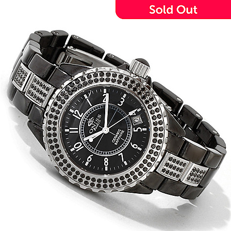 605-167 - Oniss Women's Ceramica Princess Collection Bracelet Watch