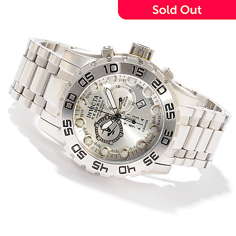 605-217 - Invicta Reserve Men's Leviathan Swiss Quartz Chronograph Bracelet Watch