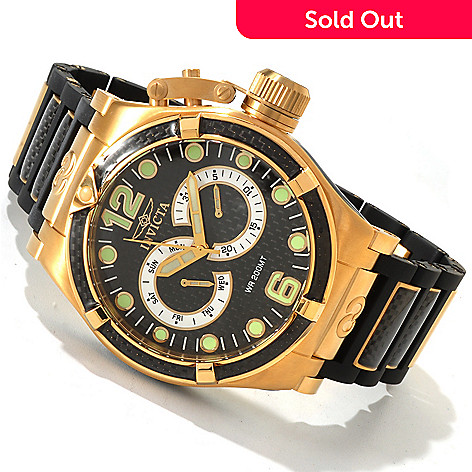 605-357 - Invicta Men's Corduba Quartz Movement Stainless Case Bracelet Watch