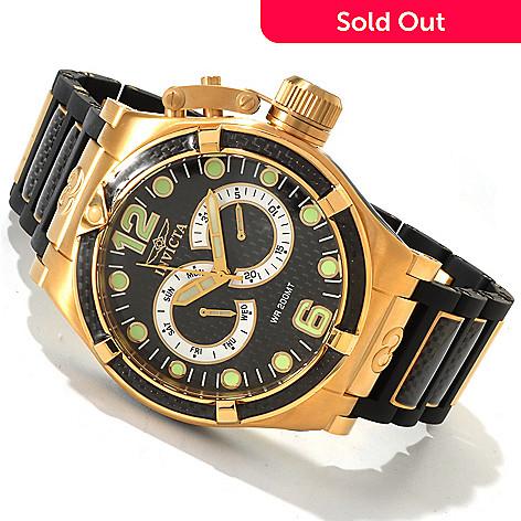 605-357 - Invicta Men's Corduba Quartz Movement Stainless Case Bracelet Watch