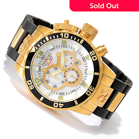 605-425 - Invicta Men's Corduba Ibiza Diver Quartz Chronograph Bracelet Watch