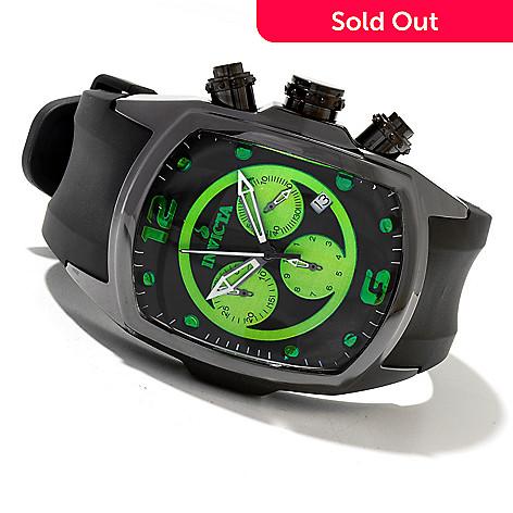 605-519 - Invicta Men's Lupah Revolution Quartz Chronograph Ceramic Watch