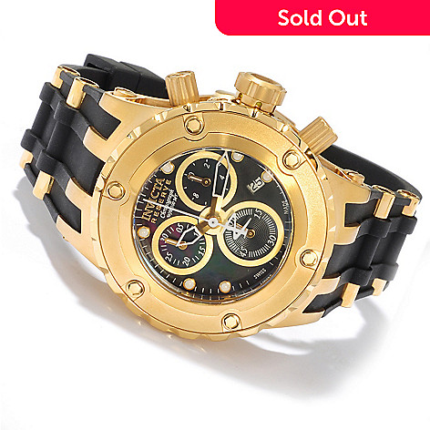 605-673 - Invicta Reserve Women's Specialty Chronograph Strap Watch