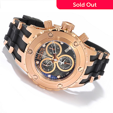 605-674 - Invicta Reserve Women's Specialty Chronograph Strap Watch