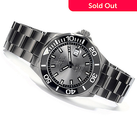 605-876 - Invicta Men's Grand Diver Limited Edition Automatic Bracelet Watch