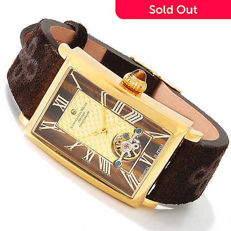 606-203 - Constantin Weisz Women's Heritage Sophistokrath Mechanical Strap Watch