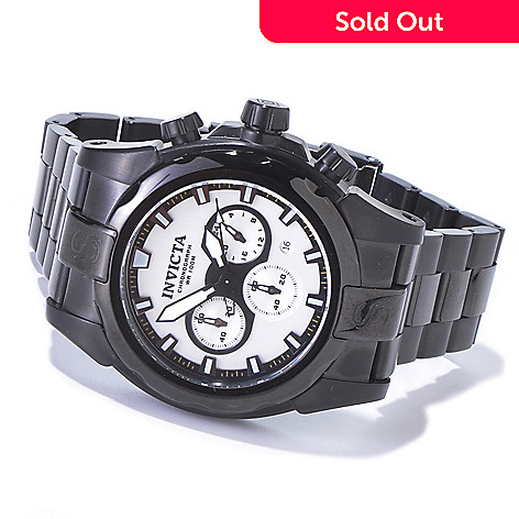 606-492 - Invicta Men's Speedway Extreme Quartz Chronograph Stainless Steel Bracelet Watch