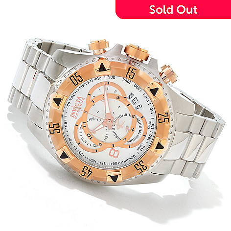 606-571 - Invicta Reserve Men's Excursion Touring Swiss Chronograph Bracelet Watch