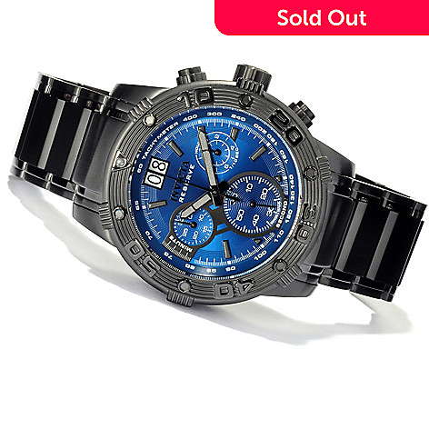 606-744 - Invicta Reserve Men's Speedway Swiss Made Quartz Chronograph Bracelet Watch