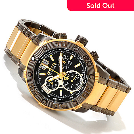 606-746 - Invicta Reserve Men's Ocean Speedway Swiss Quartz Chronograph Stainless Steel Bracelet Watch